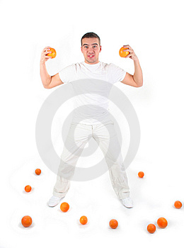 Athletic Guy Stock Image - Image: 3949911
