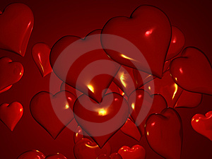 Valentine's Day Background Royalty Free Stock Photos - Image: 3950088