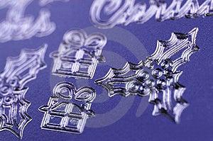 Μακροεντολή Χριστουγέννων Στοκ Φωτογραφίες - εικόνα: 3959293