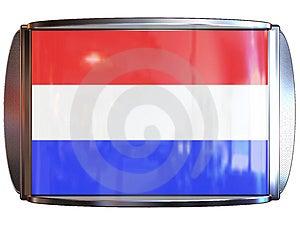Flag To Netherlands Royalty Free Stock Photo - Image: 3967905
