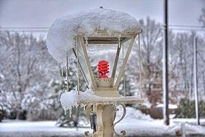 Yard Lamp Stock Photos - Image: 3973093