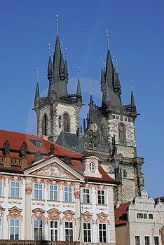 Praha Royalty Free Stock Image - Image: 3975116