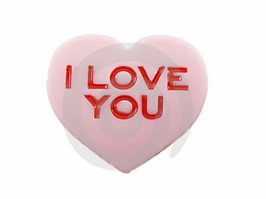 I Love You Royalty Free Stock Images - Image: 3979749