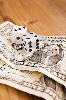 Two Dollars Royalty Free Stock Photos - Image: 3980198