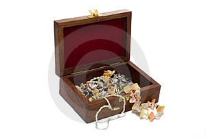 Treasure Chest Stock Photography - Image: 3982642