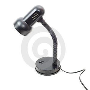 Office Lamp Royalty Free Stock Images - Image: 3987909