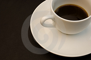 Coffee Cup Detail Royalty Free Stock Image - Image: 3992376