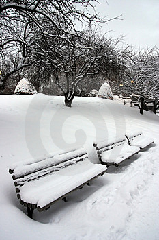 Boston Winter Royalty Free Stock Photo - Image: 3993745