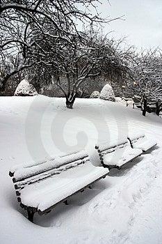 Boston Winter Royalty Free Stock Photo - Image: 3993745