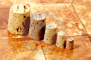 Various Corks 2 Stock Photography