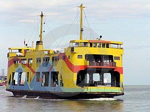 Penang Ferry, Malaysia Free Stock Photo