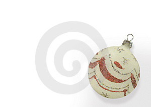 Christmas Globe Free Stock Photo