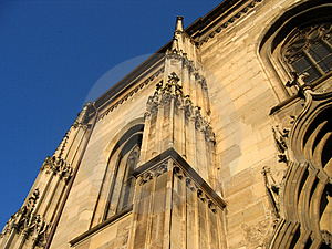 Gothic Detail Free Stock Image