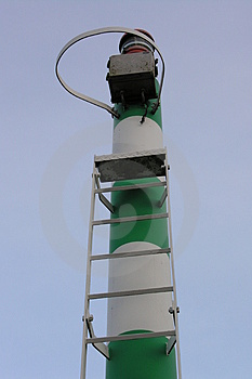 Boat Light Stock Image - Image: 44901