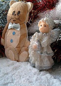 Christmas Still-life 2 Stock Image - Image: 45321