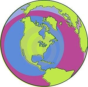 Stock Images - Globe design