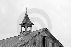 Barn Steeple Free Stock Image