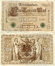 Old German money 1