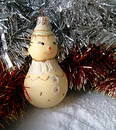 Christmas ornament 1 Royalty Free Stock Photos