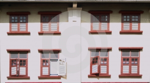 Window Frames Stock Images - Image: 408594
