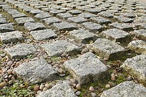Block Paving Stock Photo - Image: 4001520