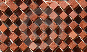 Brick Wall Stock Photo - Image: 4015600