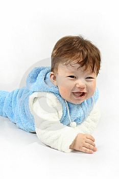 Smiling Baby Royalty Free Stock Images - Image: 4017309