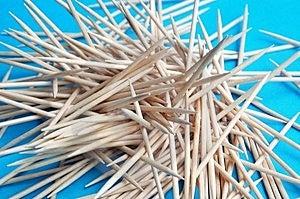 Toothpicks Stock Photos - Image: 4018463