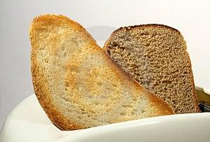 White Toaster Royalty Free Stock Photos - Image: 4022168