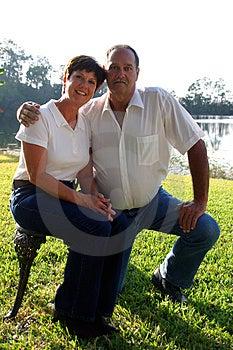 Erwachsene Geschwister Lizenzfreie Stockbilder - Bild: 4026309