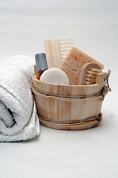 Spa And Relaxation Royalty Free Stock Photos - Image: 4030438
