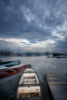 River Danube Royalty Free Stock Photos - Image: 4034378