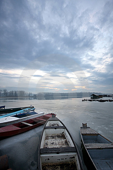 River Danube Royalty Free Stock Images - Image: 4034449