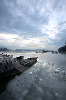 River Danube Royalty Free Stock Photo - Image: 4034485