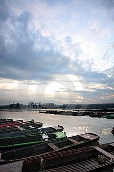 River Danube Royalty Free Stock Photo - Image: 4034525