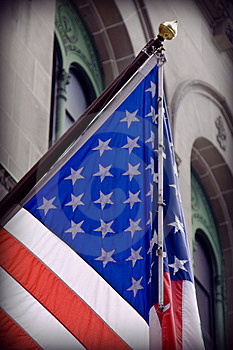 US Flag Stock Photography - Image: 4043272