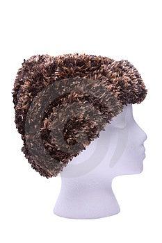 Cozy Winter Knit Cap Royalty Free Stock Photos - Image: 4043928