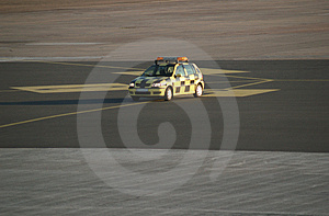 Airport Car Royalty Free Stock Photos - Image: 4044038