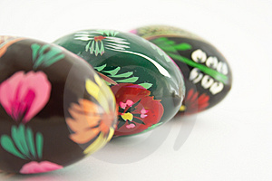 Easter Eggs Royalty Free Stock Images - Image: 4048389