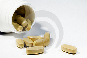 A Pile Of Medicines Royalty Free Stock Image - Image: 4051276