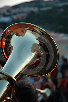 Tuba Stock Photography - Image: 4055762