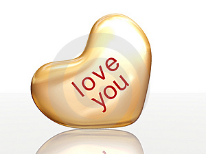 Love You Stock Photography - Image: 4059742