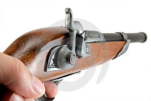 Pistol Stock Images - Image: 4068204