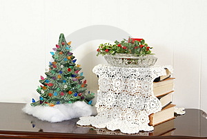 Christmas Decor Royalty Free Stock Photo - Image: 4069265