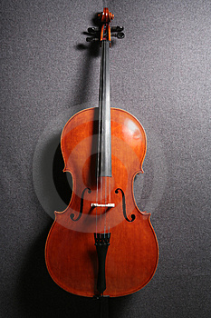 Violincello Stock Photo