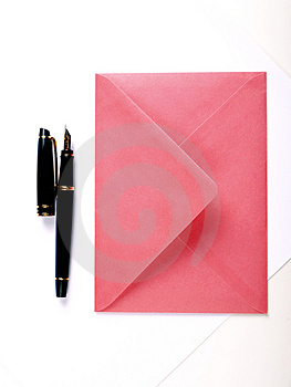 Red Envelope Royalty Free Stock Images - Image: 4075609