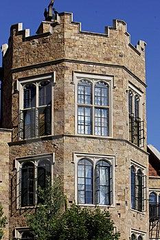 Castle Turret Stock Photos - Image: 4082883