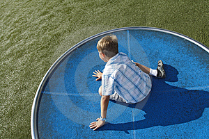Spinning Around Royalty Free Stock Photography - Image: 4089037