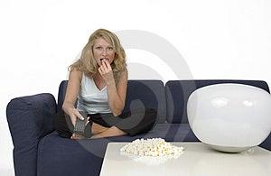 Cinema Evening. Royalty Free Stock Photo - Image: 4095885