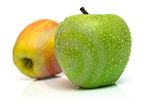 Fruit 3 Stock Image - Image: 4098681